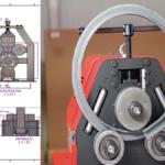 Manual + Planos para hacer Roladora de Tubos PDF.